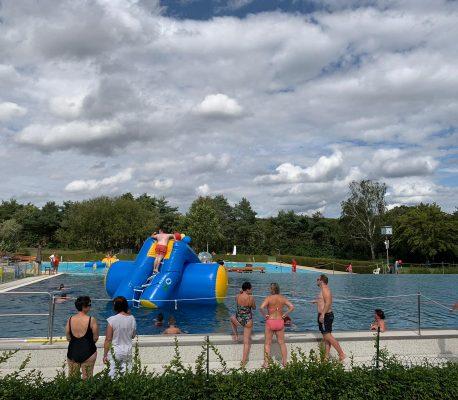 Familienfest und 24h-Schwimmen in Bildern